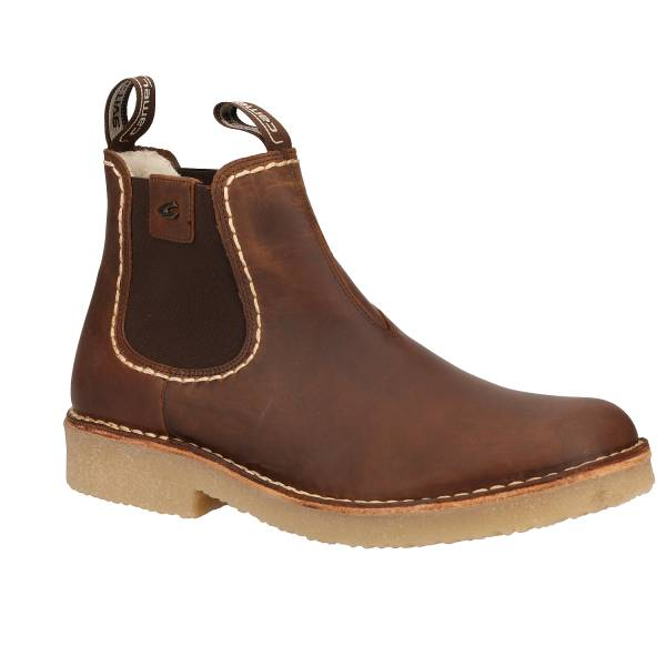 100% quality buying new best sell Camel Active - Chelsea Boot, dunkelbraun auf reno.de