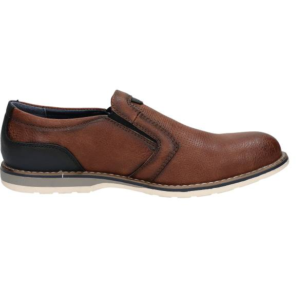 cityline men - Slipper, mittelbraun