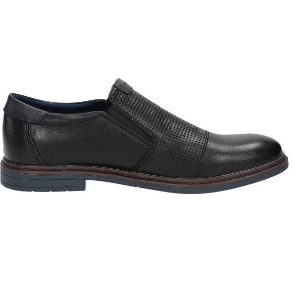 cityline men - Slipper, schwarz