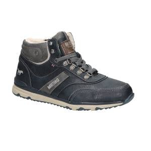 Mustang High Top Sneaker, dunkelblau 1031352