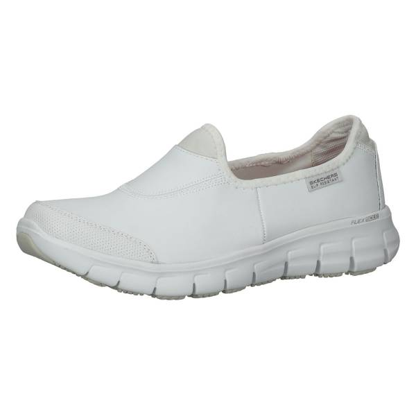 SKECHERS Slipper, mittelgrau auf reno.at
