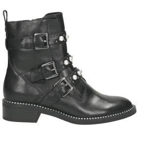 super popular d5b10 936e8 Tamaris Biker Boot, schwarz 1000033