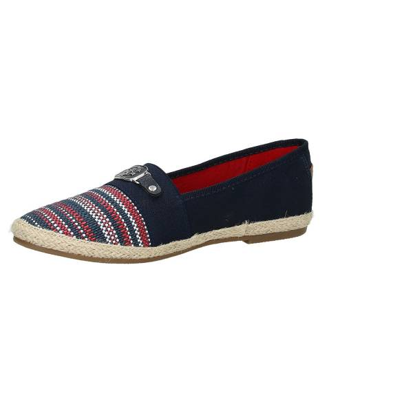 outlet on sale shoes for cheap to buy Tom Tailor - Slipper, dunkelblau auf reno.de