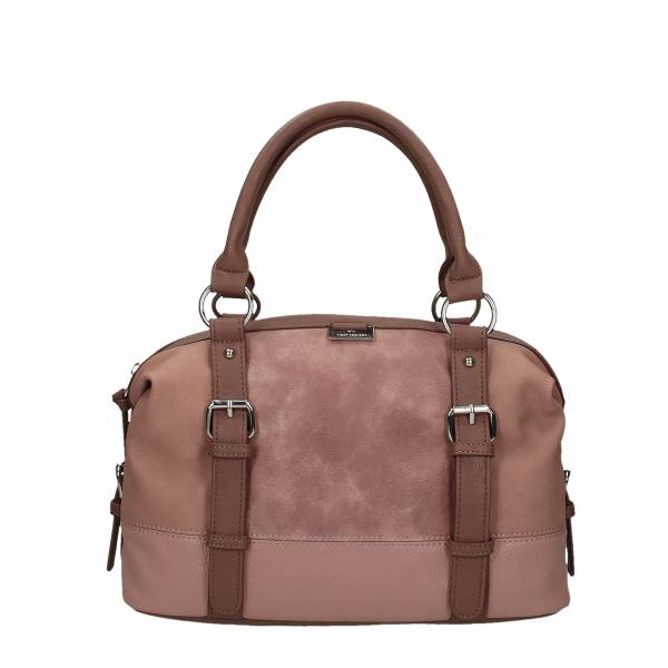 low priced 94208 cece0 Tom Tailor - Tasche, rosa auf reno.at