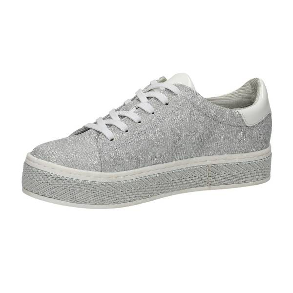new styles b1b3d 6d21f Young Spirit Women - Plateau-Sneaker, silber auf reno.at